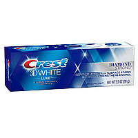 Зубная паста Crest 3D White Luxe Diamond Strong Toothpaste (116 г)