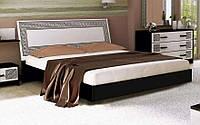 Кровать двуспальная с подъемным механизмом из МДФ Виола (с каркасом, без матраса) MiroMark