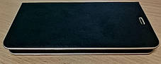 Чехол-книжка Huawei P Smart Black leather Florence, фото 3