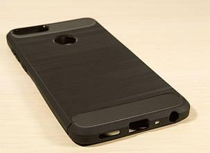 Силикон Huawei P Smart Black TPU, фото 2