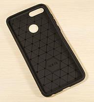 Силикон Huawei P Smart Black TPU, фото 3
