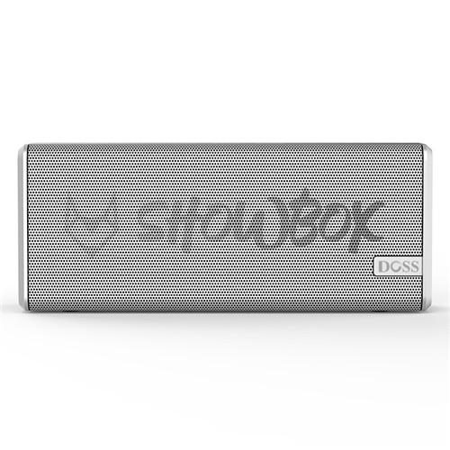 Беспроводная колонка DOSS SHOWBOX White