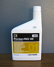 Холодильное масло ERRECOM Premium PAG 100 1L