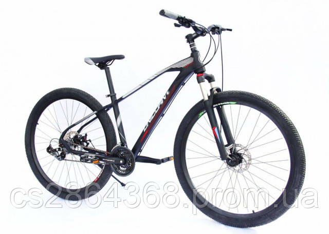 """Велосипед Unicorn Storm 16""""/29"""" Red/Black"""