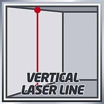 Лазерный нивелир Einhell TE-LL 360, фото 3