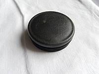 "Заглушка пластиковая для трубы д-60 мм внутренняя ДУ50 (2""), фото 1"