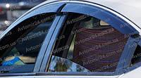 Дефлекторы окон Skoda Octavia Combi 2013 (A7) ветровики Шкода Октавиа Комби 2013 А7