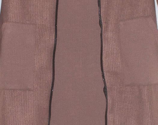 Кардиган з накладними кишенями (42-46), фото 2