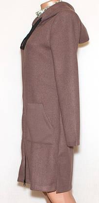 Кардиган з накладними кишенями (42-46), фото 3