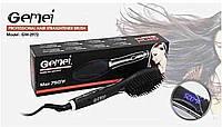 Расческа-выпрямитель / Выпрямитель расчёска волос GM-2972 /  Выпрямитель-расчёска волос, фото 1