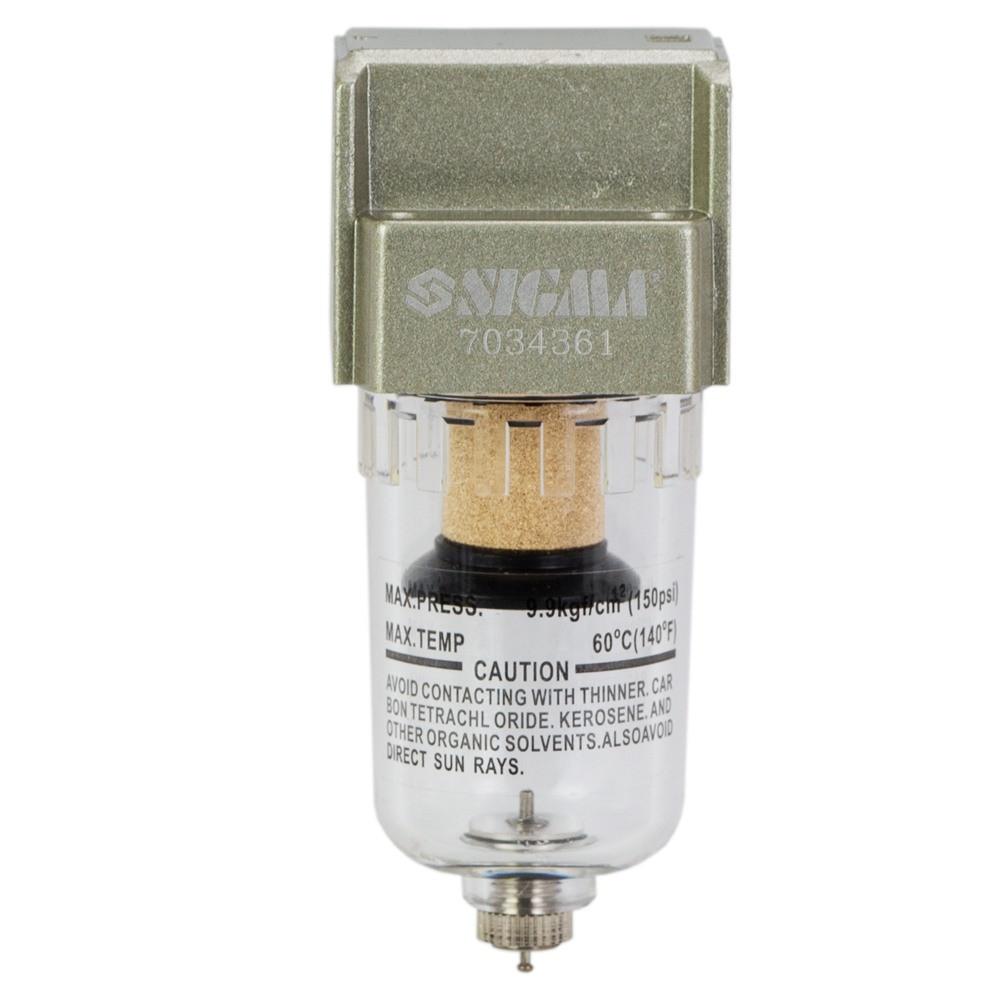 Фільтр-влагоотделитель 750л/хв 1/4 Refine Sigma 7034361