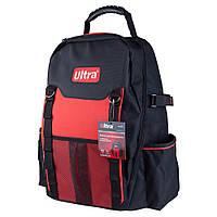 Рюкзак для инструмента со съёмным разделителем 490*380*230мм 43л Ultra 7411832