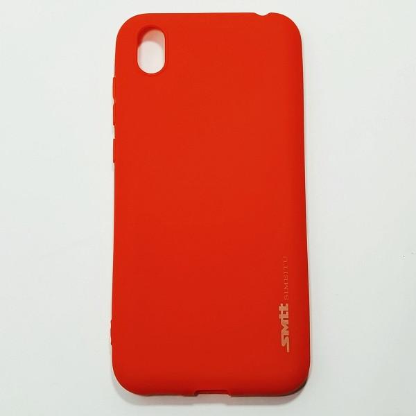 Бампер для Huawei Y5 2019 року Smit Червоний