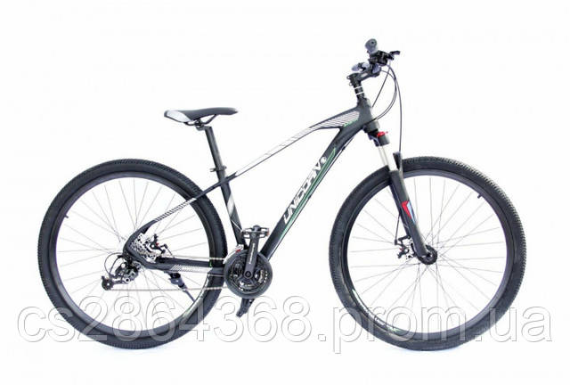 "Велосипед Unicorn Storm 16""/29"" Green/Black"