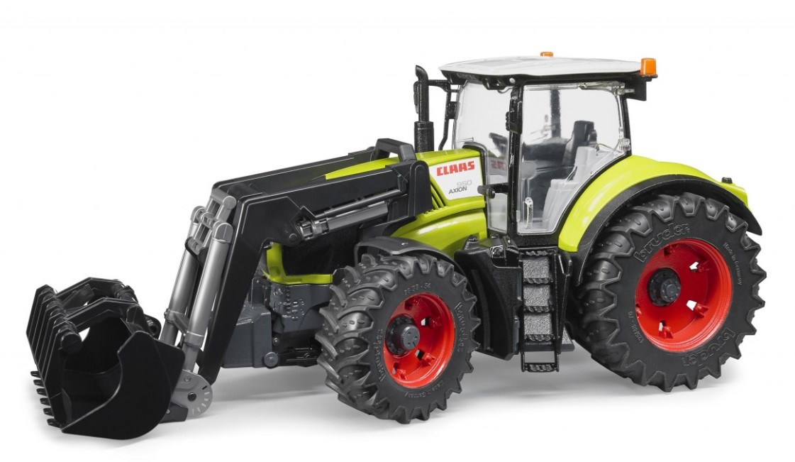 Трактор Claas Axion 950 з навантажувачем 1:16 Bruder (03013)