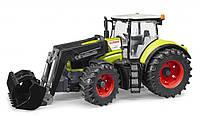 Трактор Claas Axion 950 з навантажувачем 1:16 Bruder (03013), фото 1