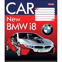 Зошит 48арк. кліт. 1В Exclusive cars 764626, фото 1