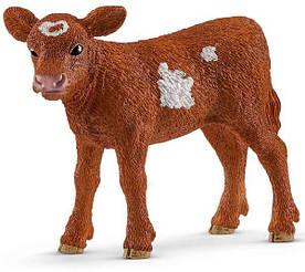 Игрушка-фигурка 'Техасский теленок лонгхорн' 13881