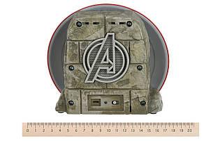 Портативная колонка беспроводная eKids iHome Marvel Captain America (VI-B72CA.11MV7), фото 2