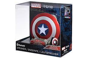 Портативна колонка безпровідна eKids iHome Marvel Captain America (VI-B72CA.11MV7), фото 3