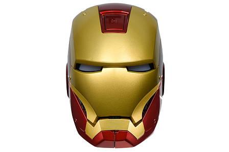 Портативна колонка безпровідна eKids iHome Marvel Iron Man (VI-B72IM.11MV7), фото 2