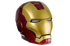 Портативна колонка безпровідна eKids iHome Marvel Iron Man (VI-B72IM.11MV7), фото 3