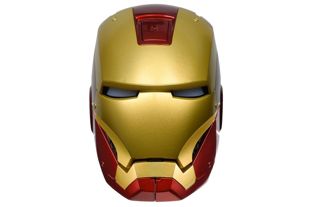 Портативна колонка безпровідна eKids iHome Marvel Iron Man (VI-B72IM.UFMV6)