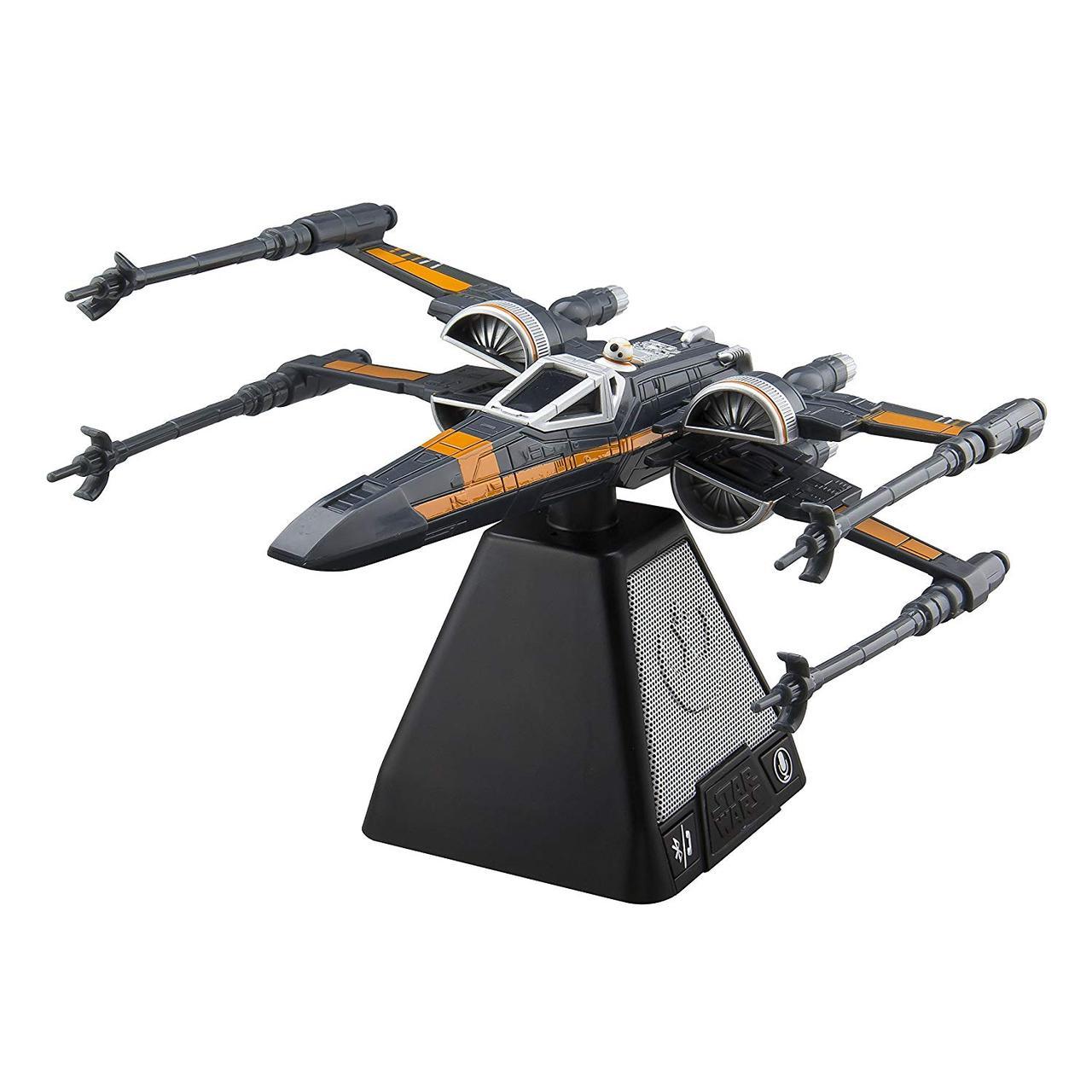 Портативна колонка безпровідна eKids iHome Star Wars X-Wing (LI-B43.FMV7M)