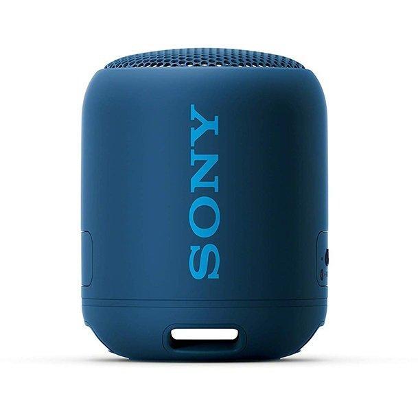 Портативна колонка безпровідна Sony SRS-XB12L Синій