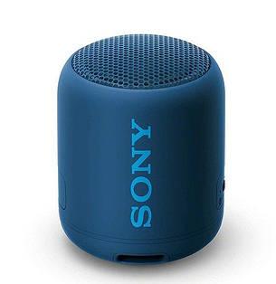 Портативна колонка безпровідна Sony SRS-XB12L Синій, фото 2