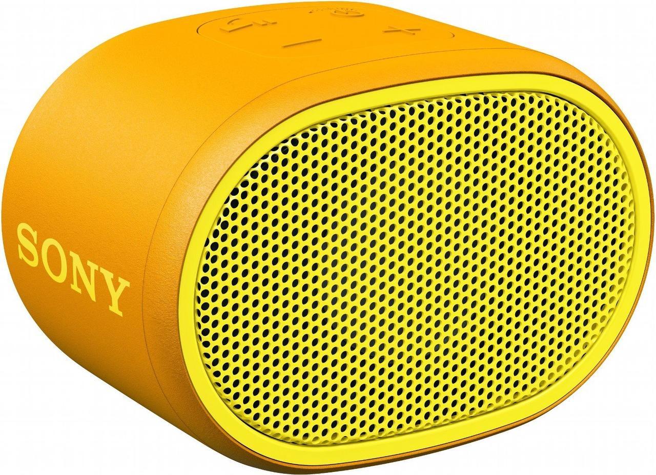 Портативная колонка беспроводная Sony SRS-XB01Y Желтый