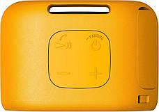 Портативная колонка беспроводная Sony SRS-XB01Y Желтый, фото 2