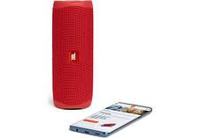Портативная колонка беспроводная JBL Flip 5 Красный, фото 3