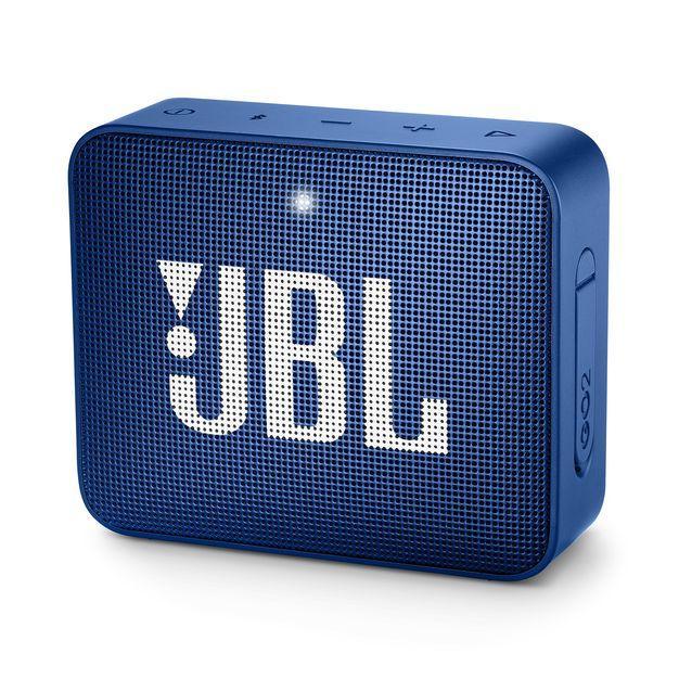 Портативна колонка безпровідна JBL GO 2 Синій