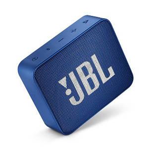 Портативна колонка безпровідна JBL GO 2 Синій, фото 2