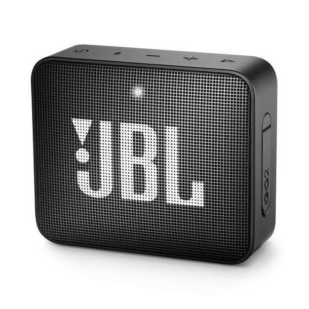 Портативная колонка беспроводная JBL GO 2 Черный