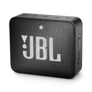 Портативная колонка беспроводная JBL GO 2 Черный, фото 2