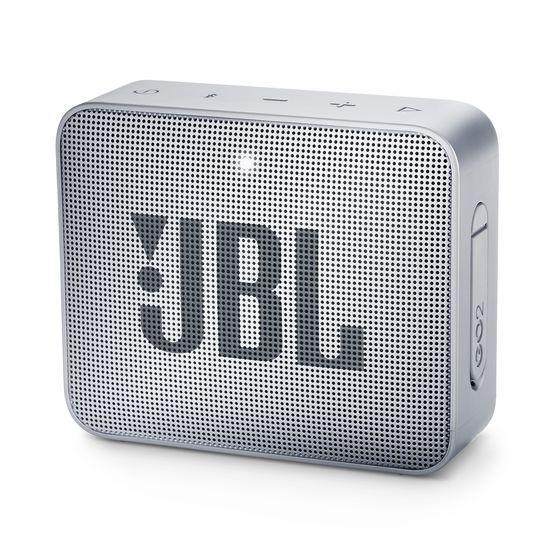 Портативна акустика JBL GO 2 Сірий