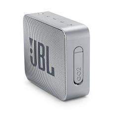 Портативна акустика JBL GO 2 Сірий, фото 2