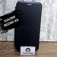 Чохол книжка для Xiaomi Redmi 8A G-Case Чорний