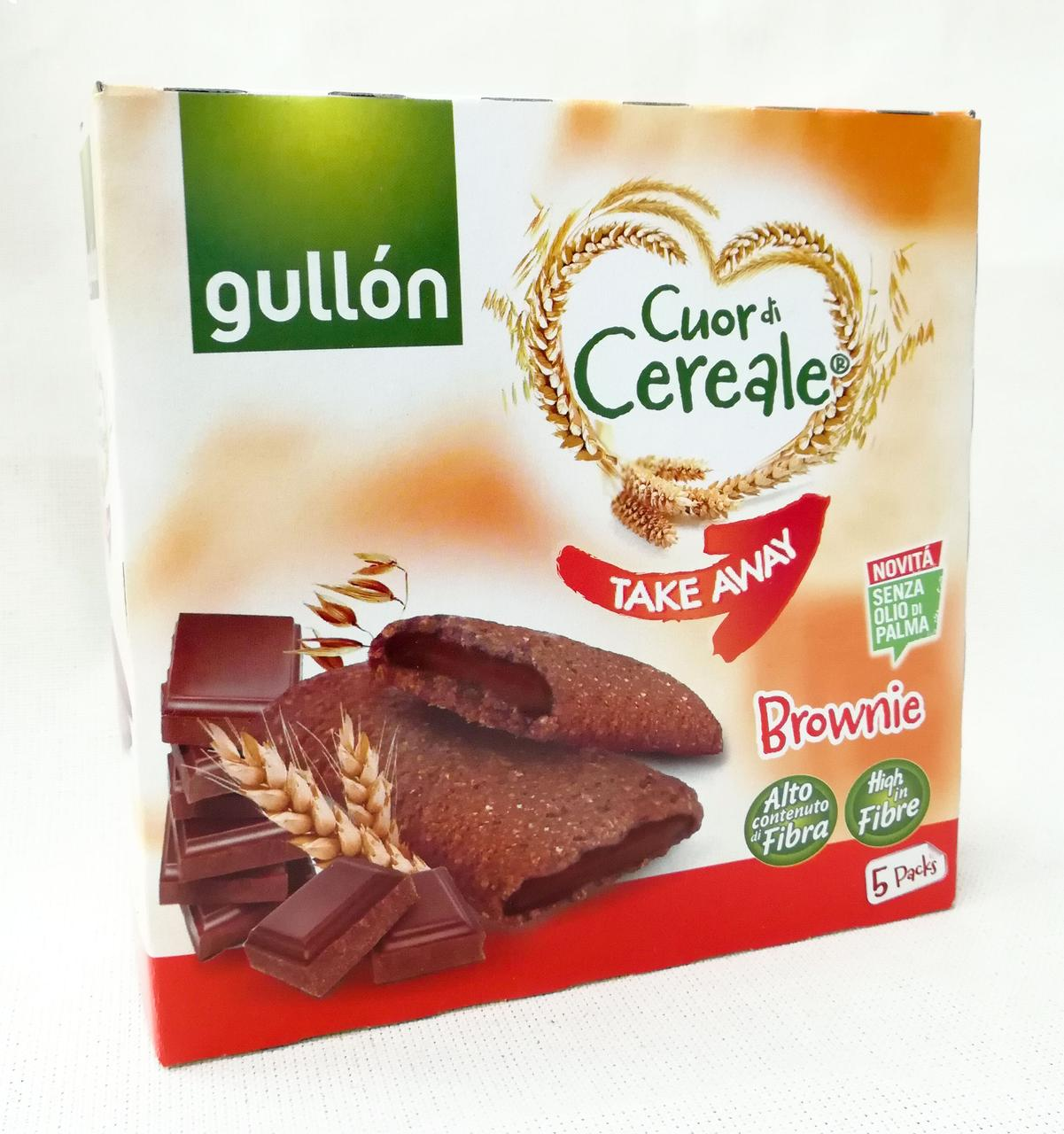 Gullon Cuor di Cereale Take Away Brownie