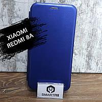 Чохол книжка для Xiaomi Redmi 8A G-Case Синій
