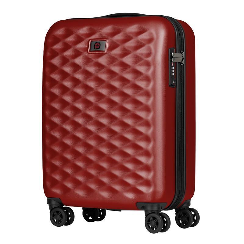 Чемодан пластиковый Wenger Lumen Красный (604337)