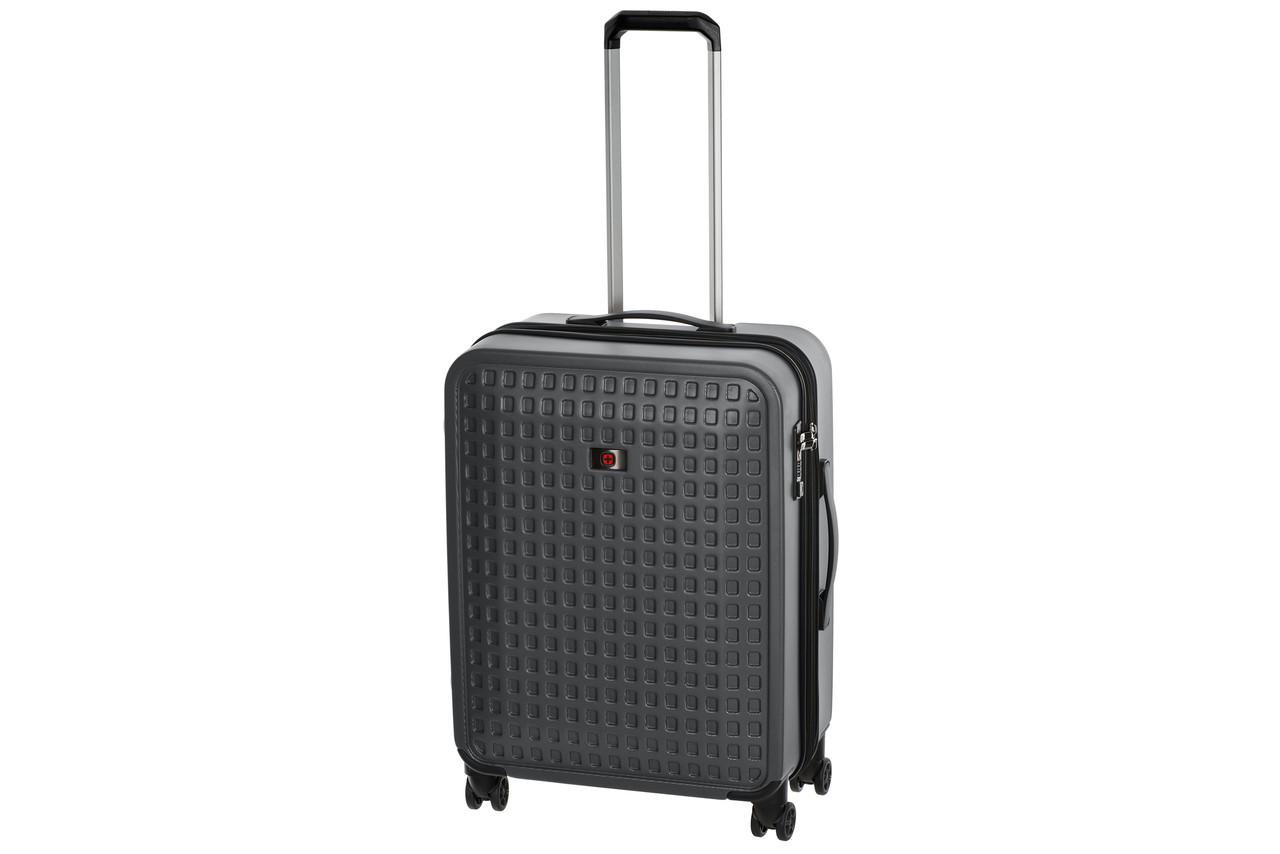Чемодан пластиковый Wenger Matrix Серый (604357)