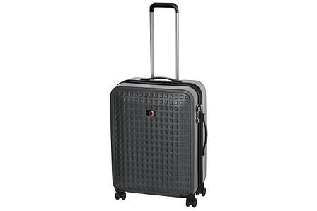 Чемодан пластиковый Wenger Matrix Серый (604357), фото 2