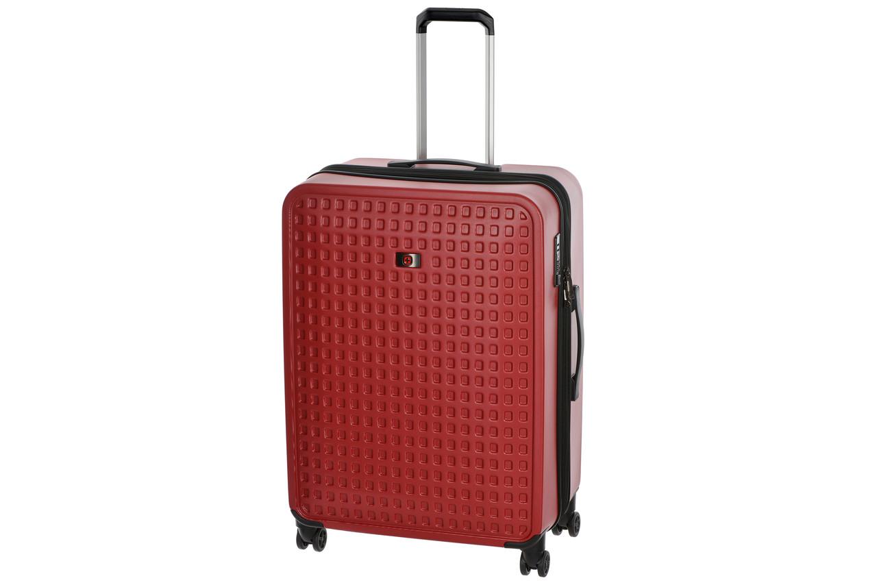 Чемодан пластиковый Wenger Matrix Красный (604359)