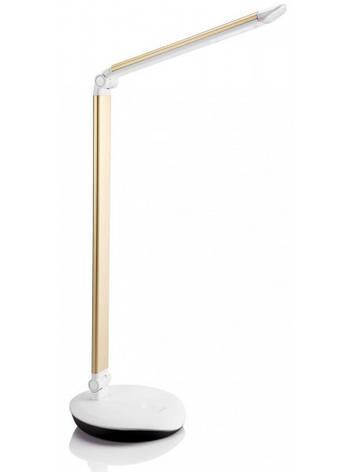 Лампа настільна Philips Lever LED Золотистий, фото 2