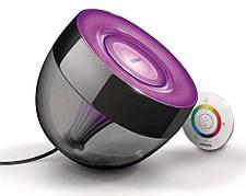 Лампа настольная декоративная Philips LIC Iris LivingColors Remote control Черный