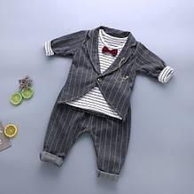 Очень  стильный и нарядный костюм-тройка  пиджак+реглан+штаны пиджаки и штаны двунитка, реглан - стрейч-коттон