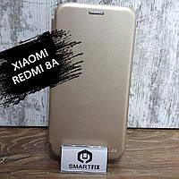 Чохол книжка для Xiaomi Redmi 8A G-Case Золотий